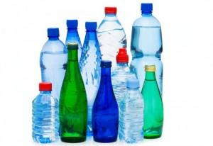 pollution eau en bouteille