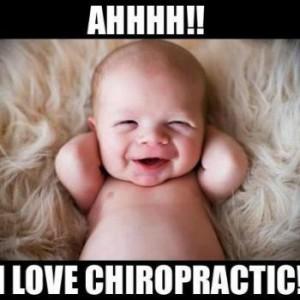chiropratique pour bébé